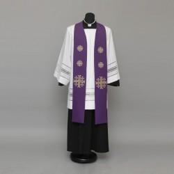 Gothic Stole 9154 - Purple