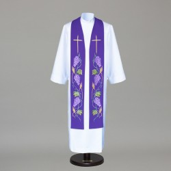 Stole 9161 - Purple