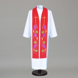 Gothic Stole 9162 - Red