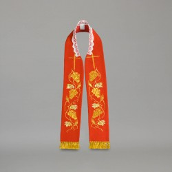 Gothic Stole 9200 - Red