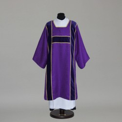 Dalmatic 9204 - Purple