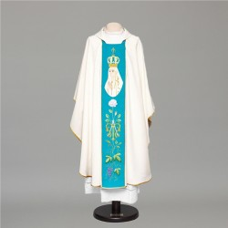 Marian Gothic Chasuble 9248...