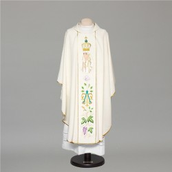 Marian Gothic Chasuble 9249...