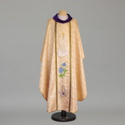 Marian Gothic Chasuble 9251...