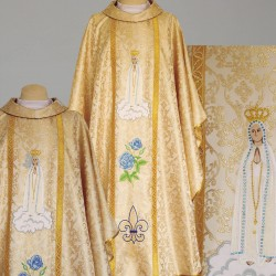 Marian Gothic Chasuble 9252...