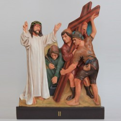 "Stations of the Cross 14"" - 2081  - 1"