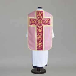 Roman Chasuble 9290 - Rose  - 11