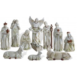 "11 Element Nativity Set 39""..."