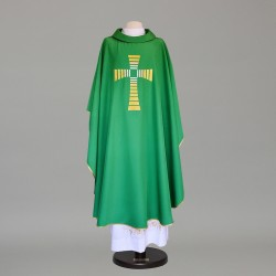 Gothic Chasuble 9358 - Green