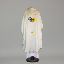 Marian Gothic Chasuble 9361...