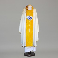 Marian Gothic Chasuble 9362...