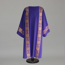 Gothic Dalmatic 9366 - Purple