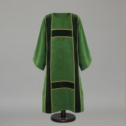 Gothic Dalmatic 4694 - Green