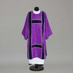 Gothic Dalmatic 9371 - Purple