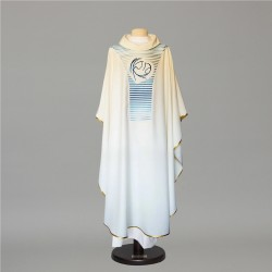 Gothic Chasuble 9384 - Cream
