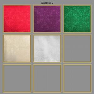 Roman Dalmatic 9400 - Purple  - 10