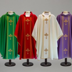Gothic Chasuble 9421 - Purple