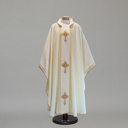 Gothic Chasuble 9424 - Cream