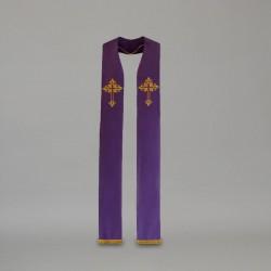 Gothic Stole 9425 - Purple