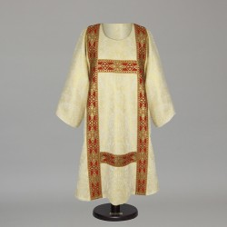 Dalmatic 8090 - Golden