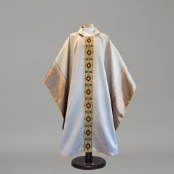 Gothic Chasuble 9351- Gold