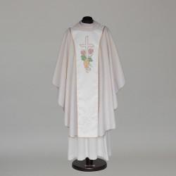 Gothic Scapular 9451- White