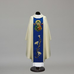 Marian Gothic Chasuble 9554...