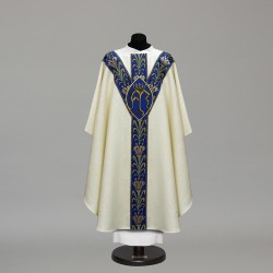 Marian Gothic Chasuble 9572...