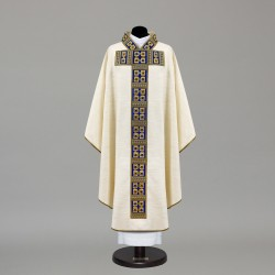 Marian Gothic Chasuble 9577...
