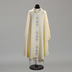 Marian Gothic Chasuble 9585...