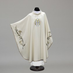 Marian Gothic Chasuble 9605...