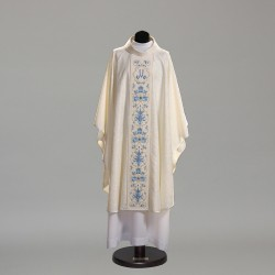 Marian Gothic Chasuble 9609...
