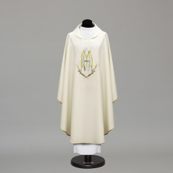 Marian Gothic Chasuble 9613...