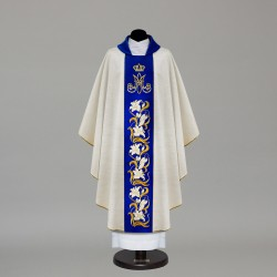 Marian Gothic Chasuble 9616...