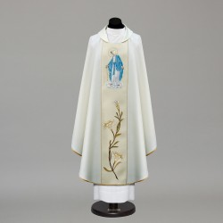 Marian Gothic Chasuble 9641...