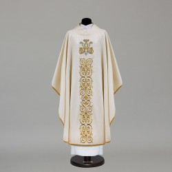 Marian Gothic Chasuble 9645...