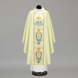 Marian Gothic Chasuble 9658...