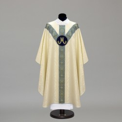 Marian Gothic Chasuble 9659...
