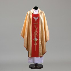 Gothic Chasuble 9689 - Gold