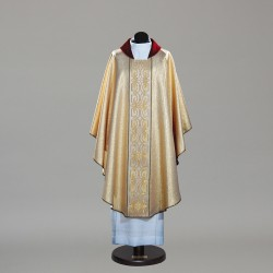 Gothic Chasuble 9699 - Gold