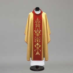 Gothic Chasuble 9707 - Gold