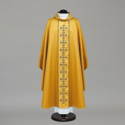 Gothic Chasuble 9720 - Gold
