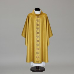 Gothic Chasuble 9721- Gold