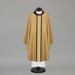 Gothic Chasuble 9729 - Gold