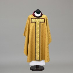 Gothic Chasuble 9731 - Gold