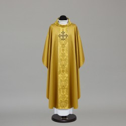 Gothic Chasuble 9748 - Gold