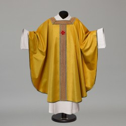 Gothic Chasuble 9767 - Gold
