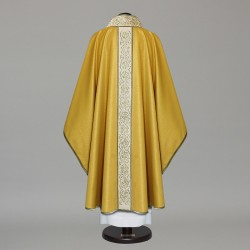 Gothic Chasuble 9773 - Gold