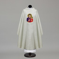 Marian Gothic Chasuble 9781...