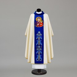 Marian Gothic Chasuble 9783...